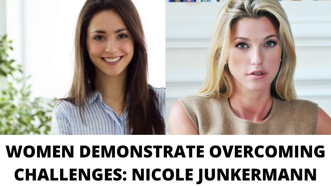 Nicole Junkermann Business woman