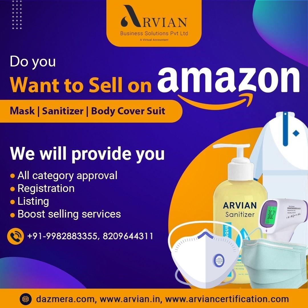 Amazon seller service
