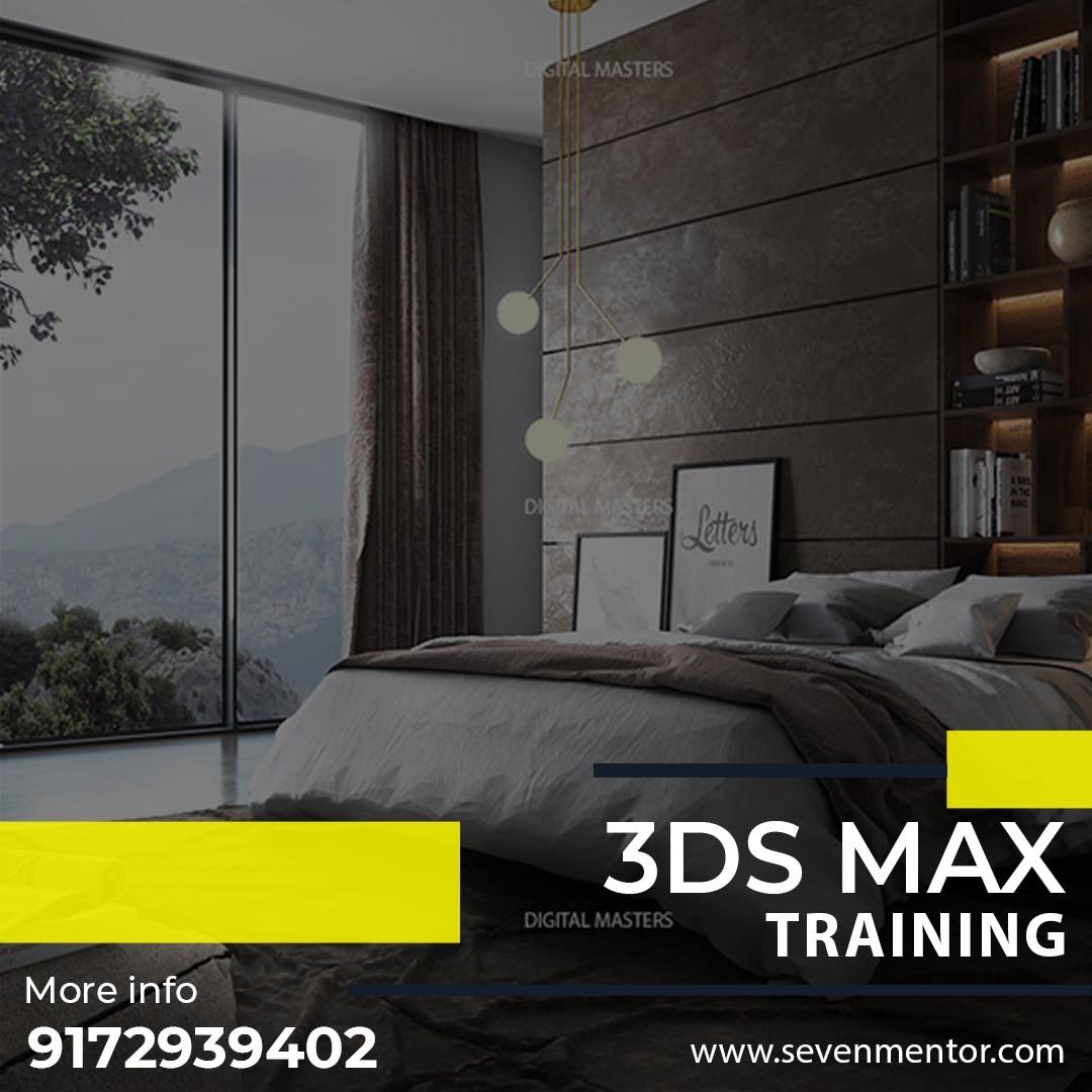 3Ds Max Calsses in Pune.