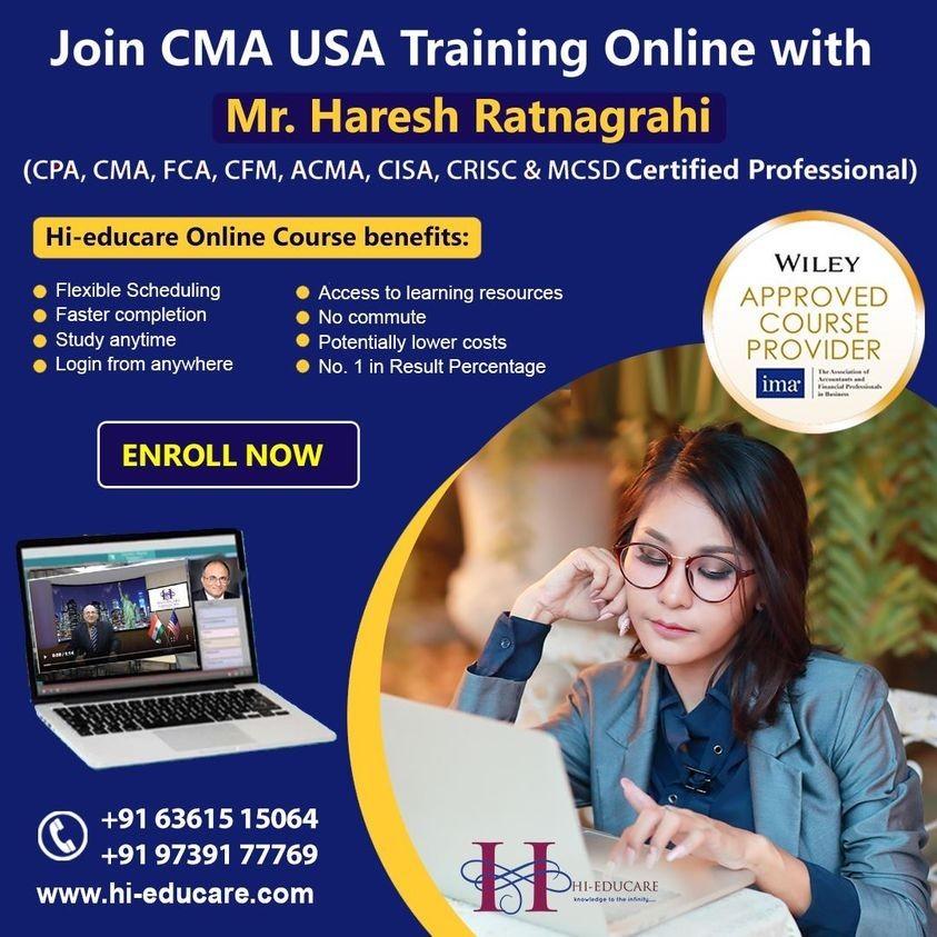 CMA USA Training institute