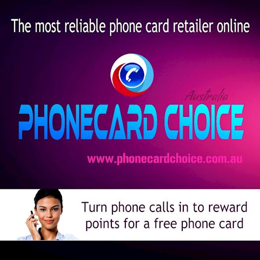 Ez calls phone card