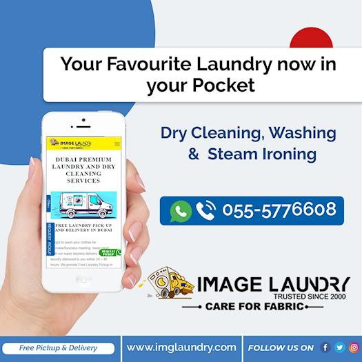 Laundry Service in Dubai at your door step