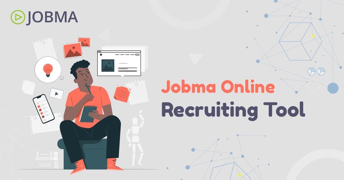 Online Recruiting Tool  - Jobma