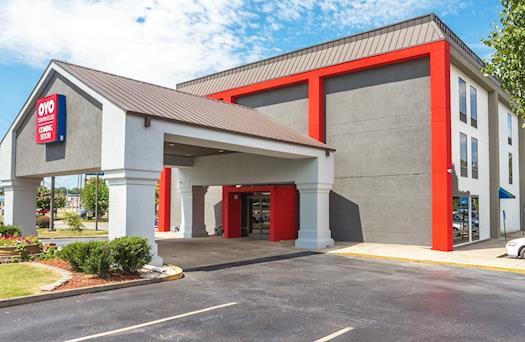 OYO Townhouse Hotel in Jacksonville AR