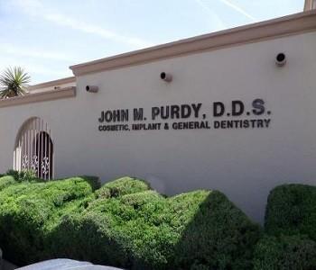 Dr. John M. Purdy D.D.S., El Paso Dentist : McRae Office