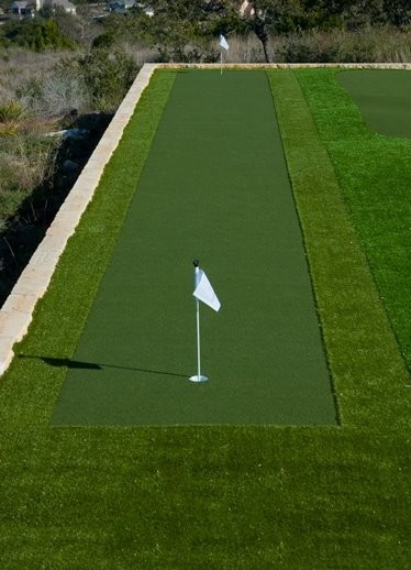 SYNLawn Synthetic Grass Putting Green