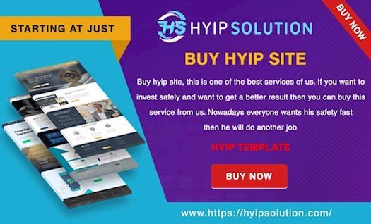 Hyip Service