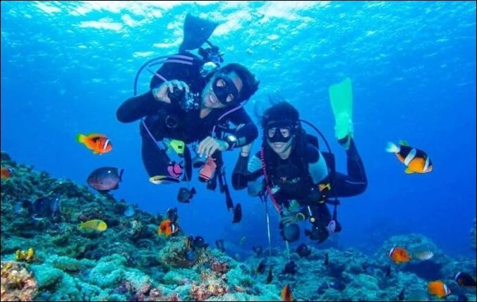 Diving Tours In Hurghada