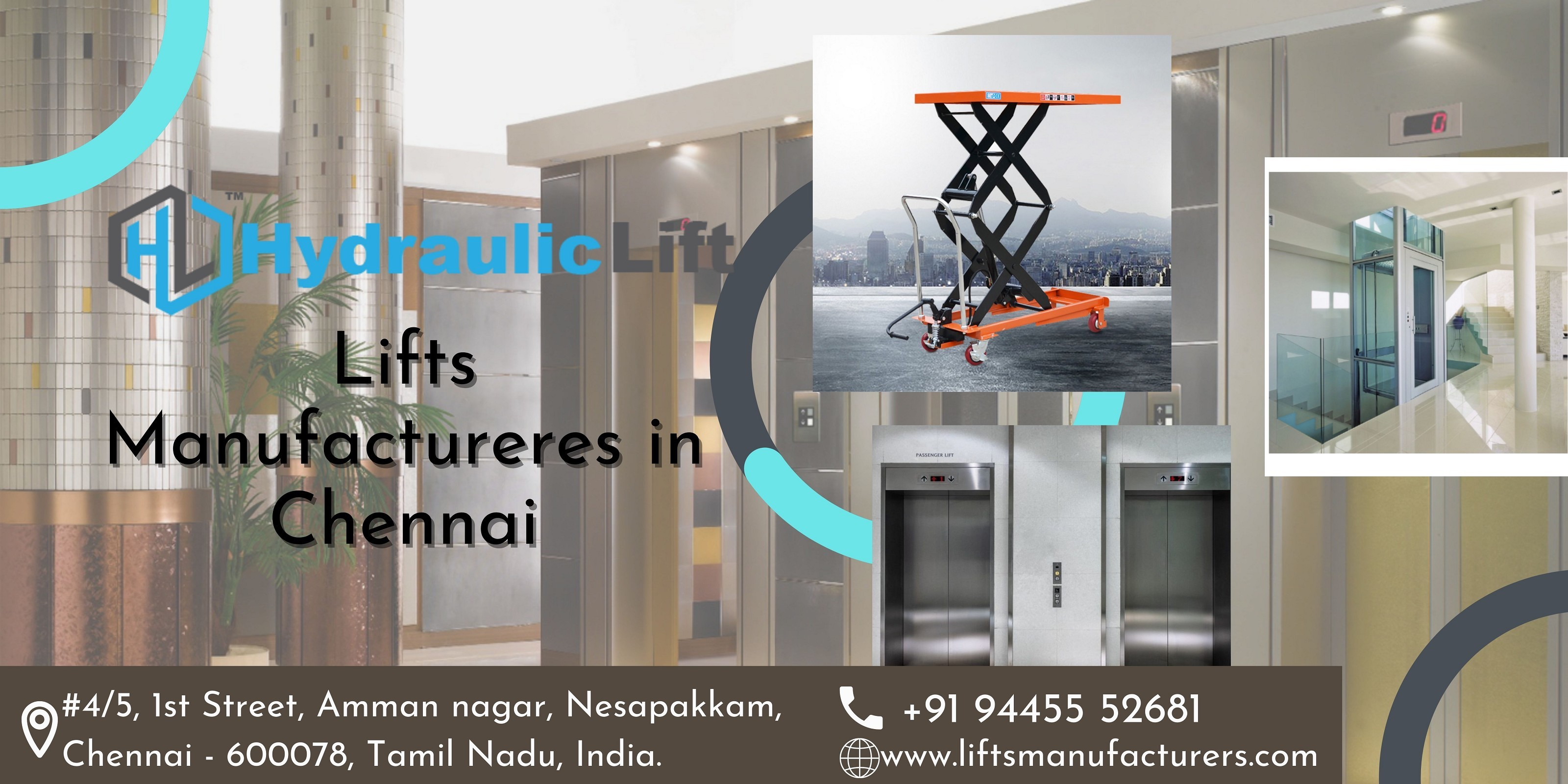 Lift Manufacturers In Chennai