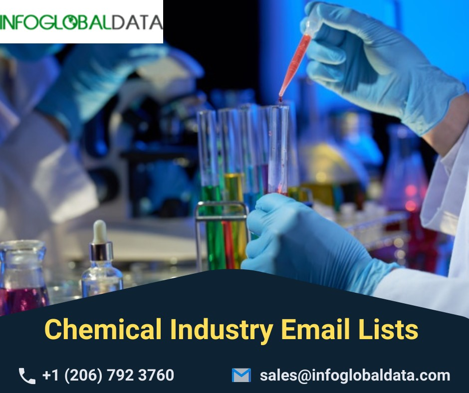 Chemical Industry Email Lists