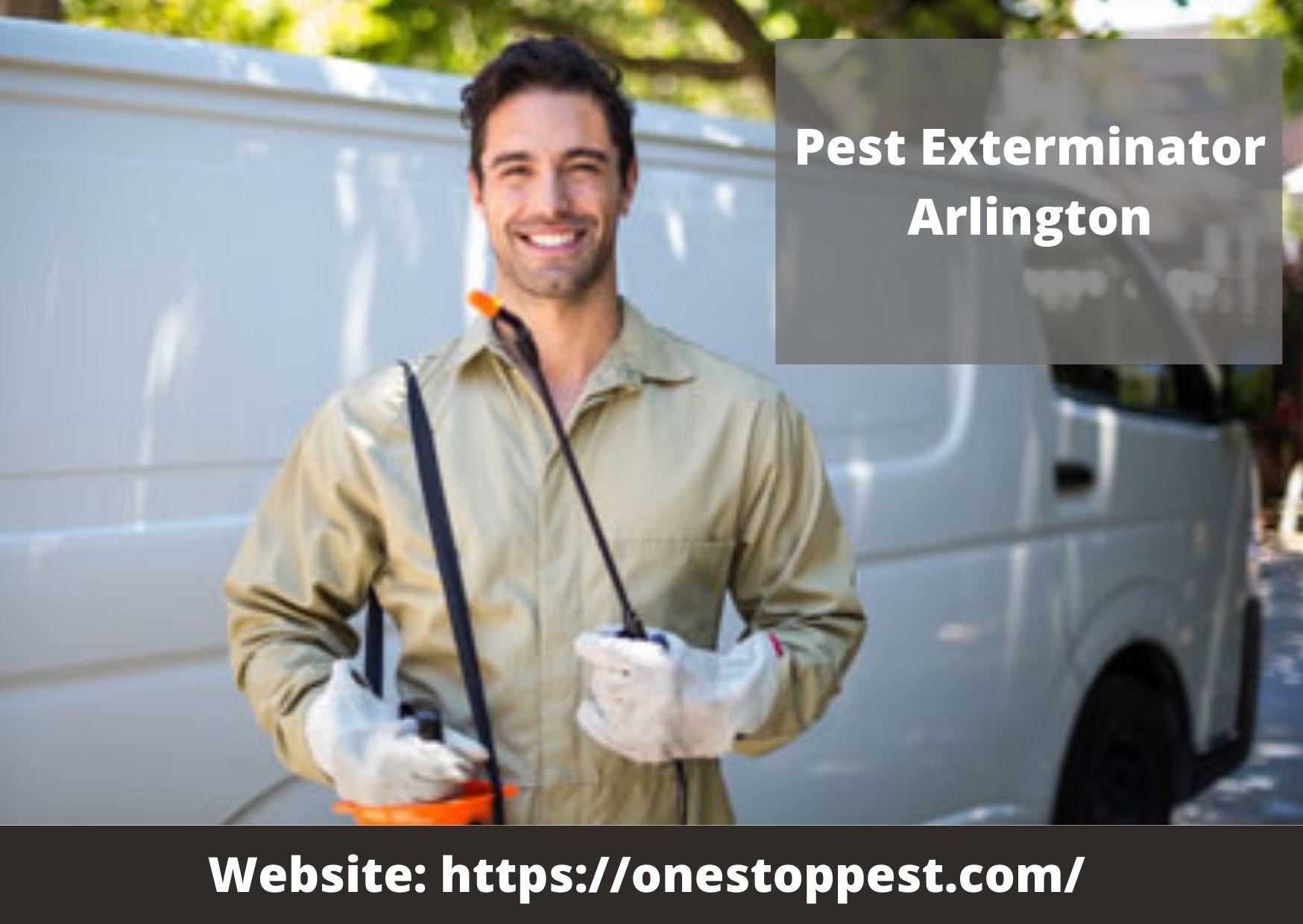 Pest Exterminator Ariglinton
