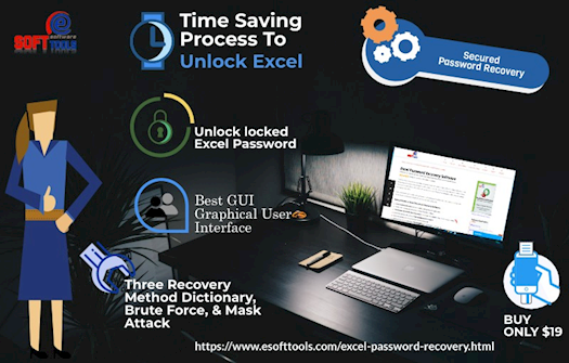 recover excel file password