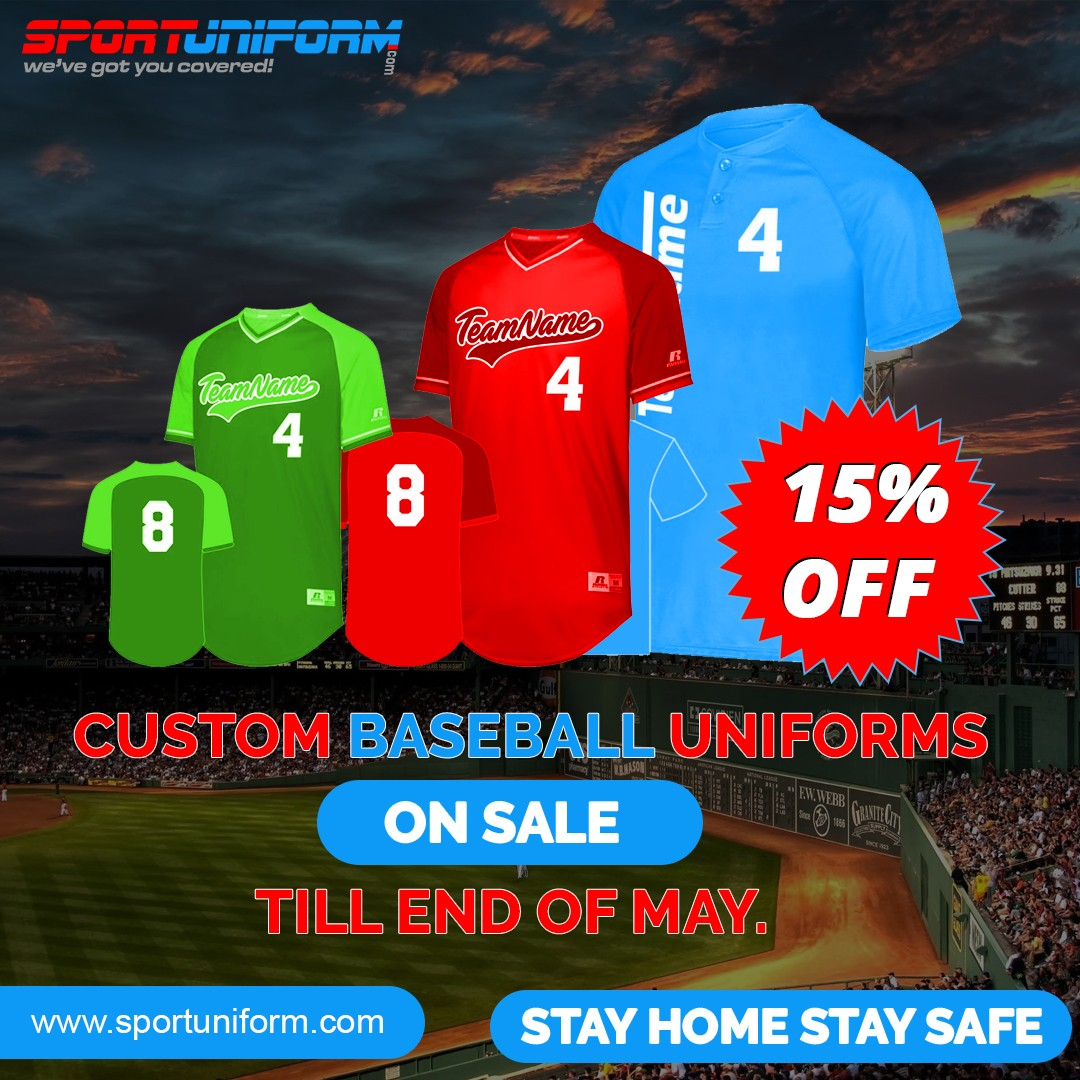 custom sports jersey and uniforms