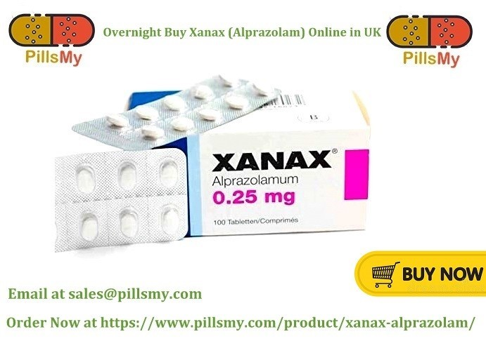 Best Place to Overnight Buy Alprazolam Online in UK with PayPal