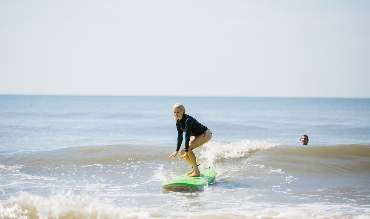Charleston Surfing Lessons