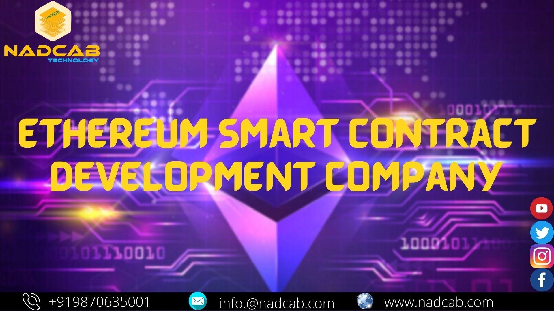 Ethereum smart
