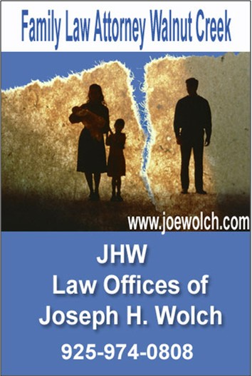 Family Law Attorney Walnut Creek