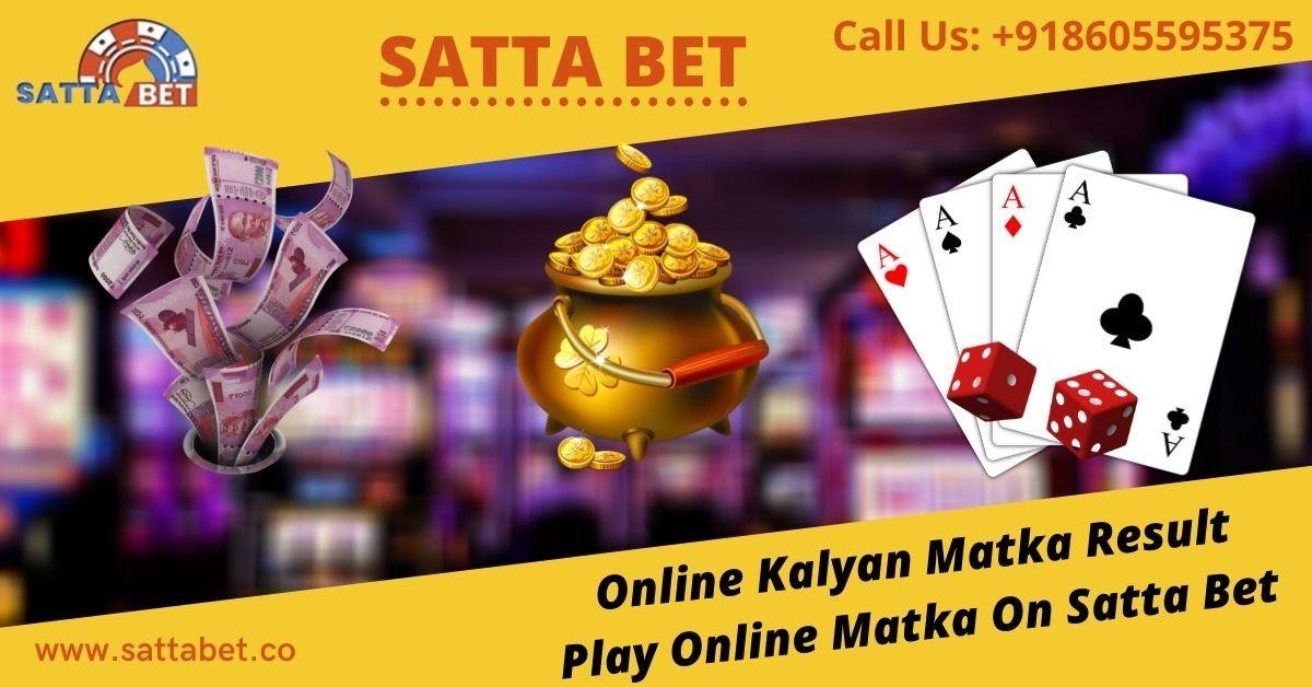 Kalyan Matka Result Satta Bet | Satta Bet Kalyan Jodi Chart, Kalyan Panel Chart