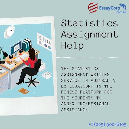 Online Statistics Assignment Help is Just a Click Away