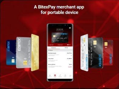 BitexPay: Merchant App  for Portable Device