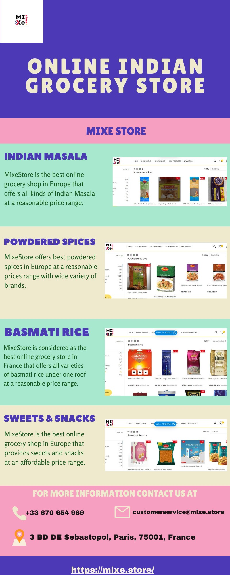 Buy South Asian Groceries Online
