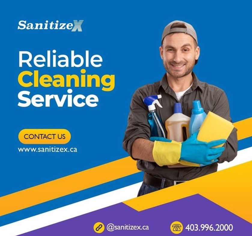 Reliable Cleaning Services Calgary
