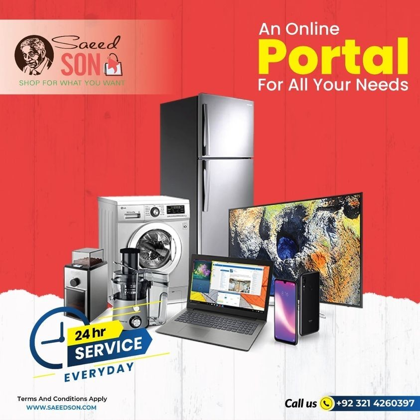 Online Portal For All Your Need