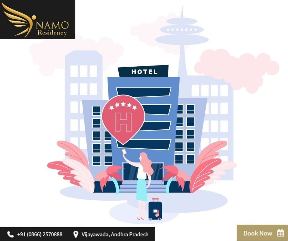 Re-fresh Your Travelling Life with Best Luxury Hotels in Vijayawada