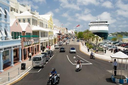 city bermuda