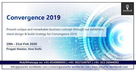 Convergence Exhibition India