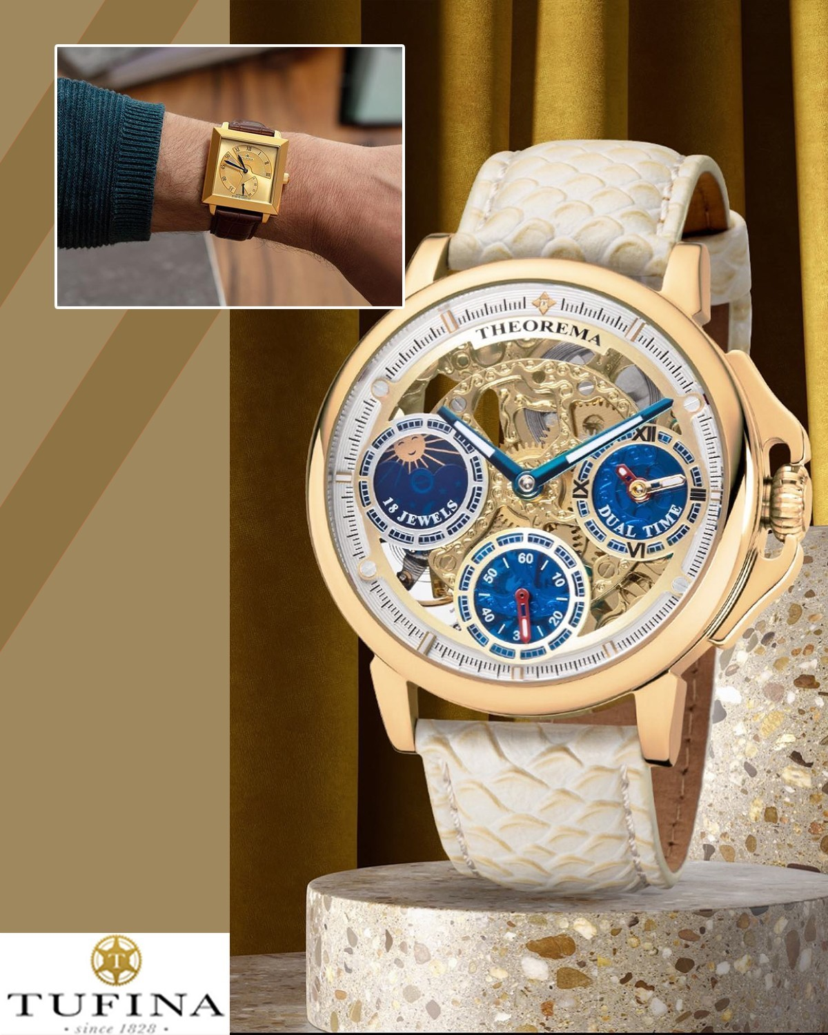 Affordable Luxury German Watch Brands from Tufina