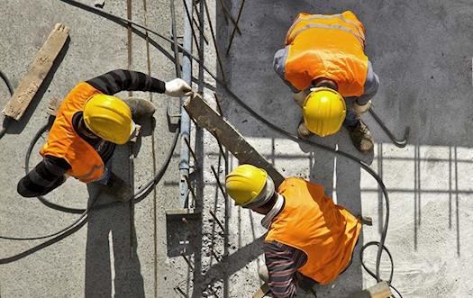 Concrete suspended slabs - steel fixing and concrete for driveways | Concreting by R&A