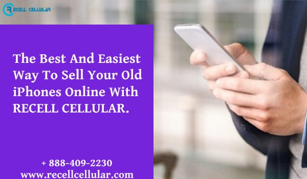 Sell Your Apple iPhone Online At Recell Cellular