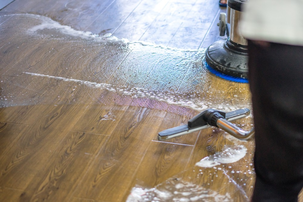 Supreme Hardwood Floor Cleaning Services Dallas