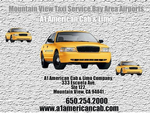 Bay Area Taxi Service To San Jose, Oakland & SFO