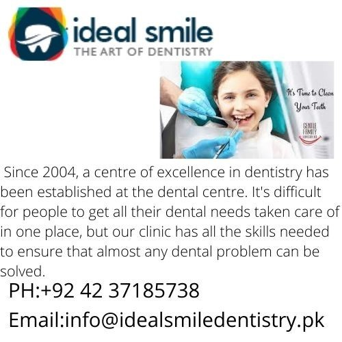 Dental Clinics in DHA Lahore