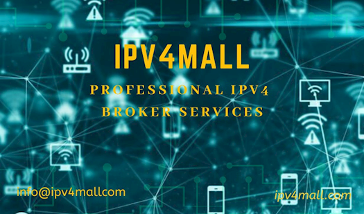 Buy And Sell IPv4 Addresses | IPv4 Address Brokers | IPv4mall