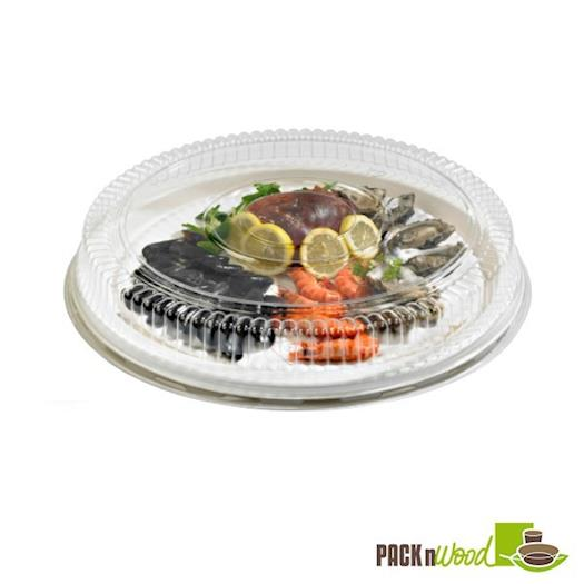 recyclable plates and lids
