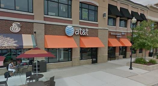 At&t Store Storefront