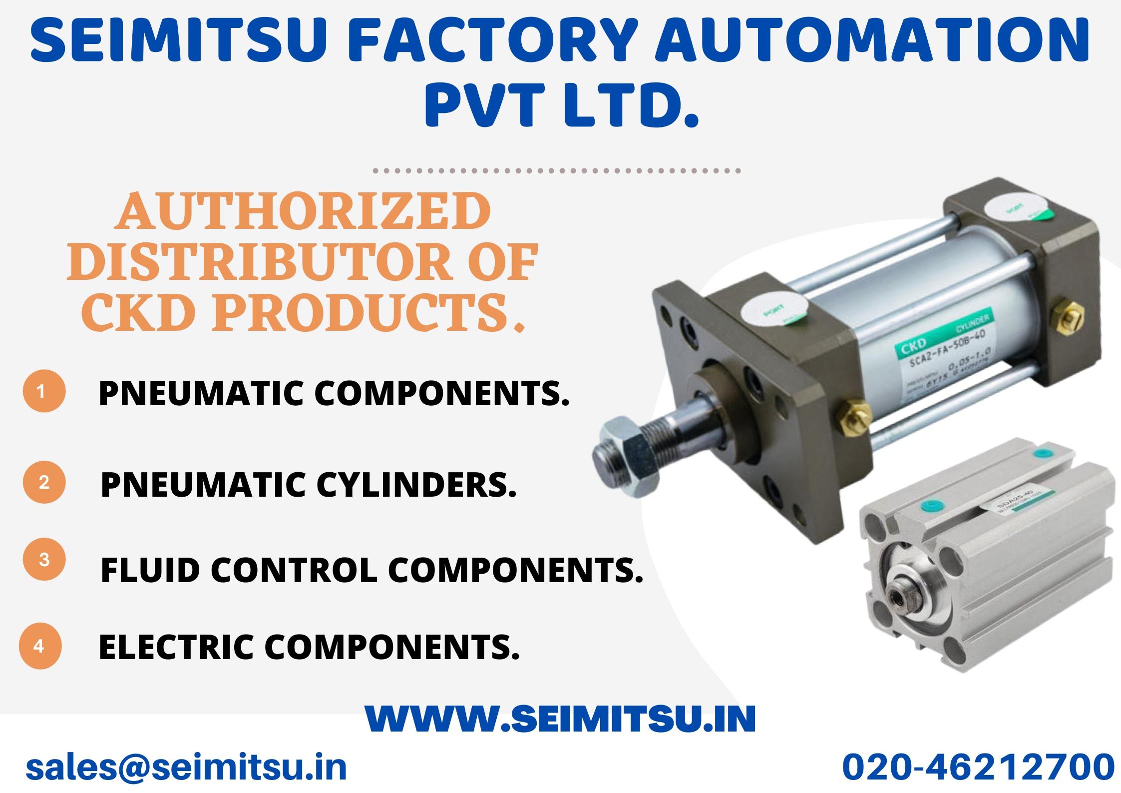 Pneumatic cylinder Distributor