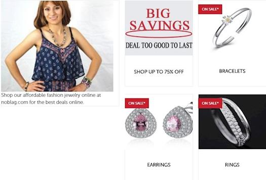 Shop affordable fashion jewelry online