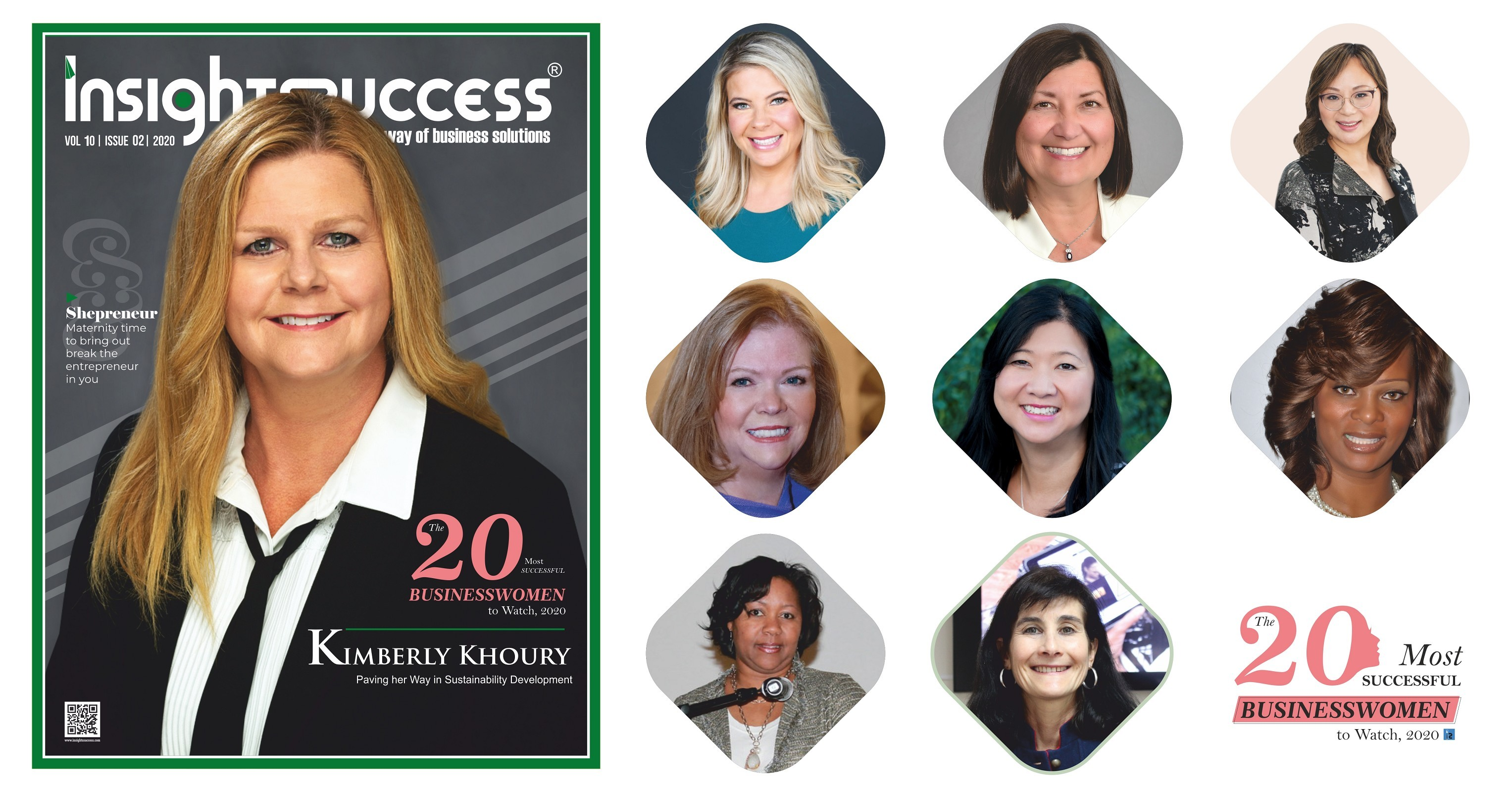 The 20 Most Successful Businesswomen to Watch 2020 October 2020