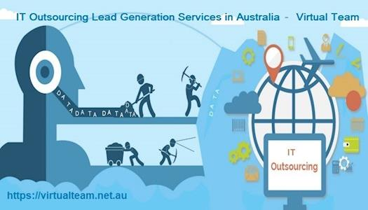 IT Outsourcing Lead Generation Services in Australia – Virtual Team