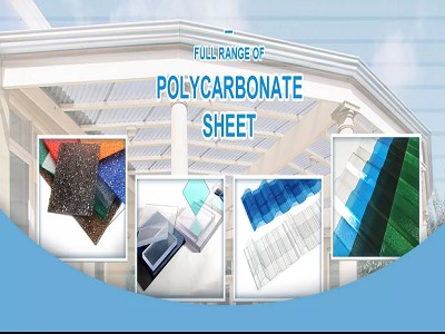 Polycarbonate Roof Sheeting