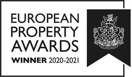 European Property Award Winner 2021