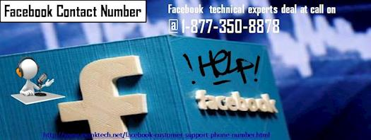 Dial Facebook Contact Number 1-877-850-8878 to Know the Latest Fb Changes