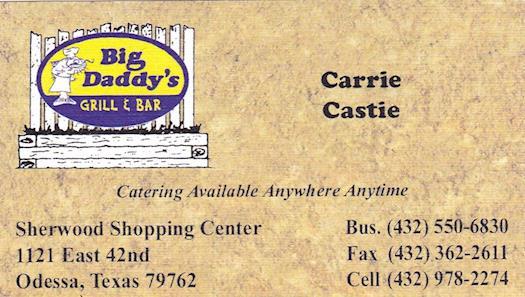 Big Daddy's Bar & Grill - Odessa,TX