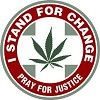 I Support Medical Marijuana - Stand For Change!
