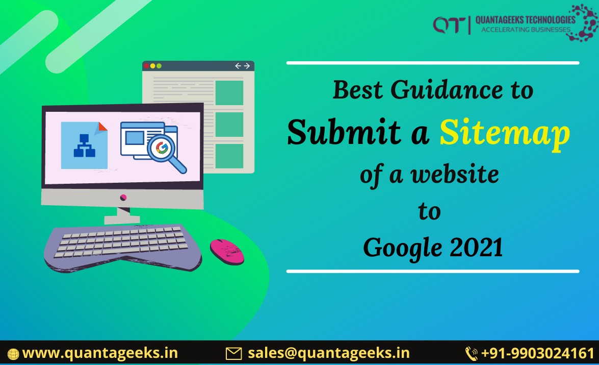 Best Guidance to Submit a sitemap of a website to google 2021