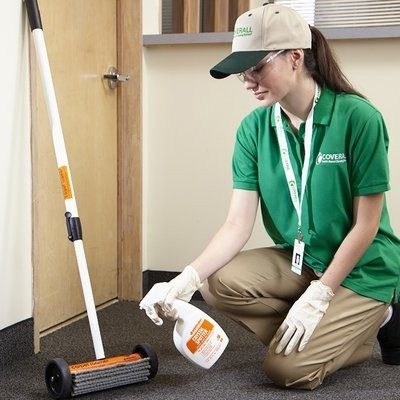 Coverall Commercial Cleaning Services